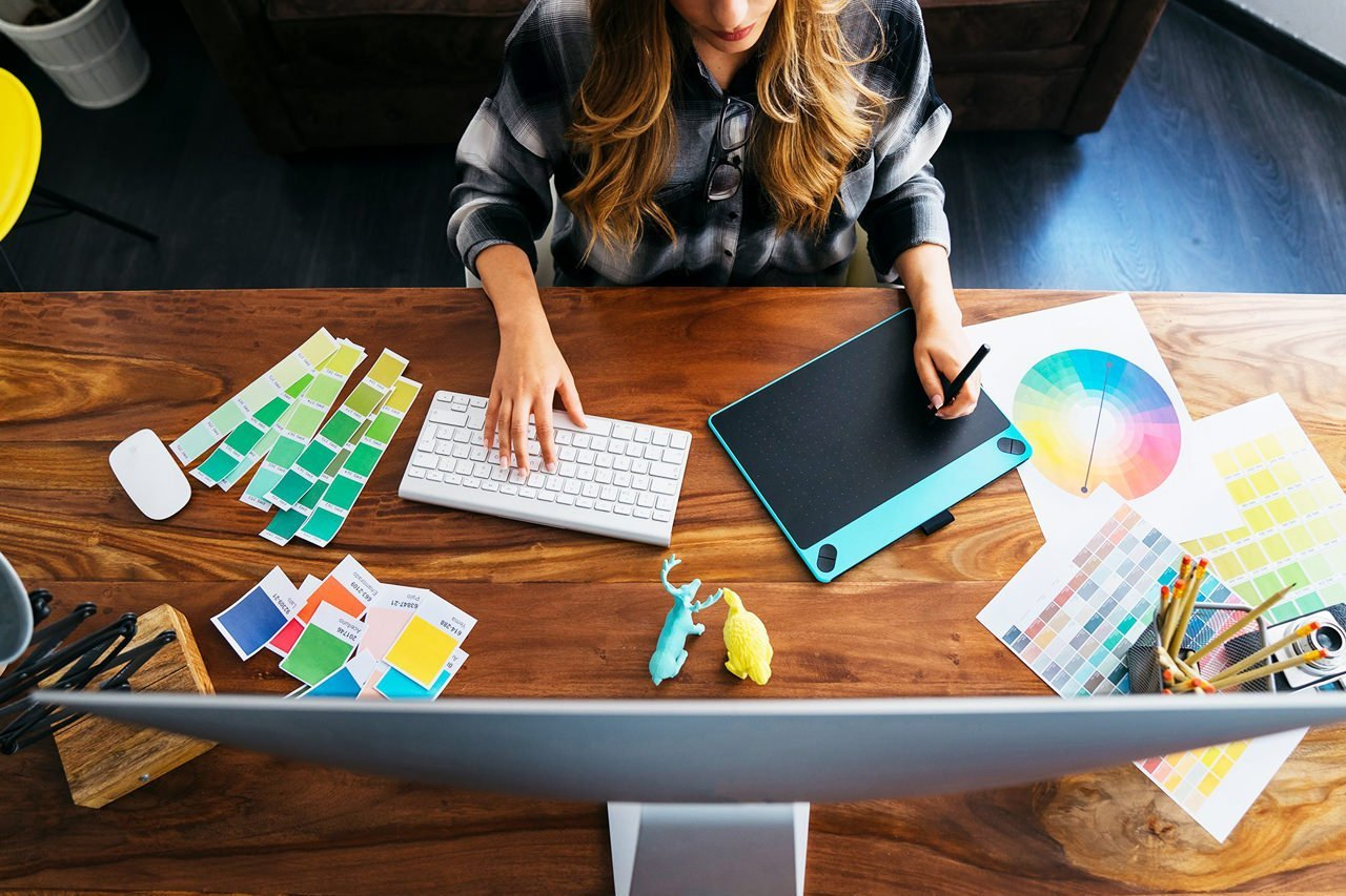 Graphic Design and Web Design — What's the Difference?